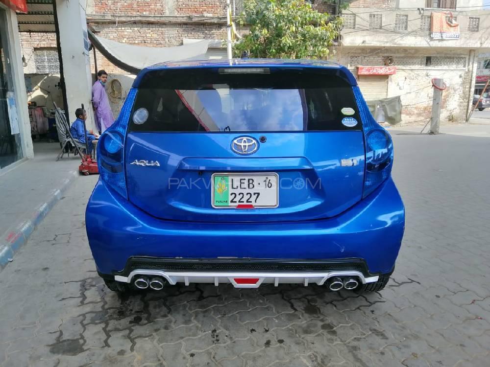 ٹویوٹا ایکوا G 2012 Image-1