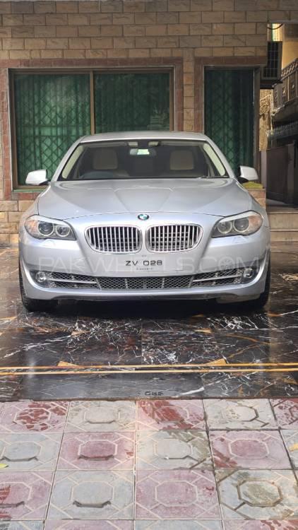 BMW 5 Series ActiveHybrid 5 2013 Image-1