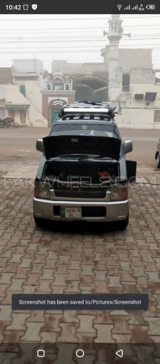 Suzuki Wagon R VXL 1993 Image-1