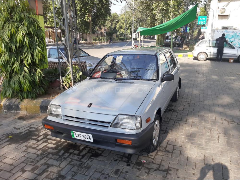 Suzuki Khyber Limited Edition 1999 Image-1