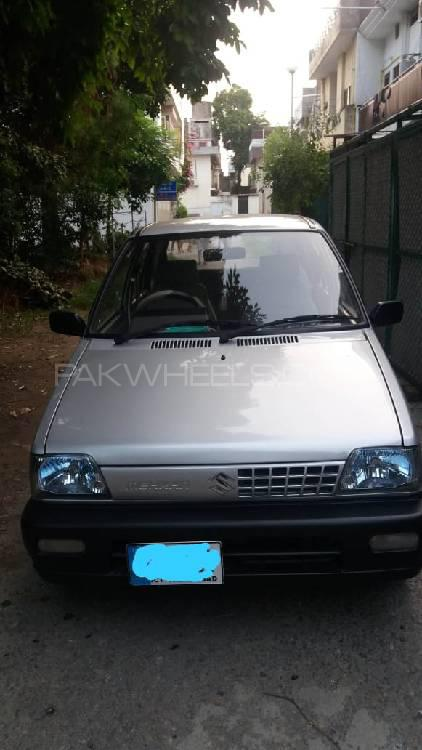 Suzuki Mehran VX 2019 Image-1