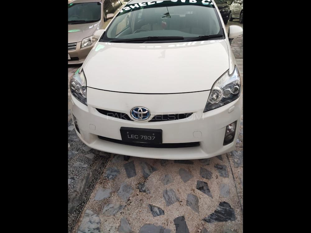 Toyota Prius S LED Edition 1.8 2009 Image-1