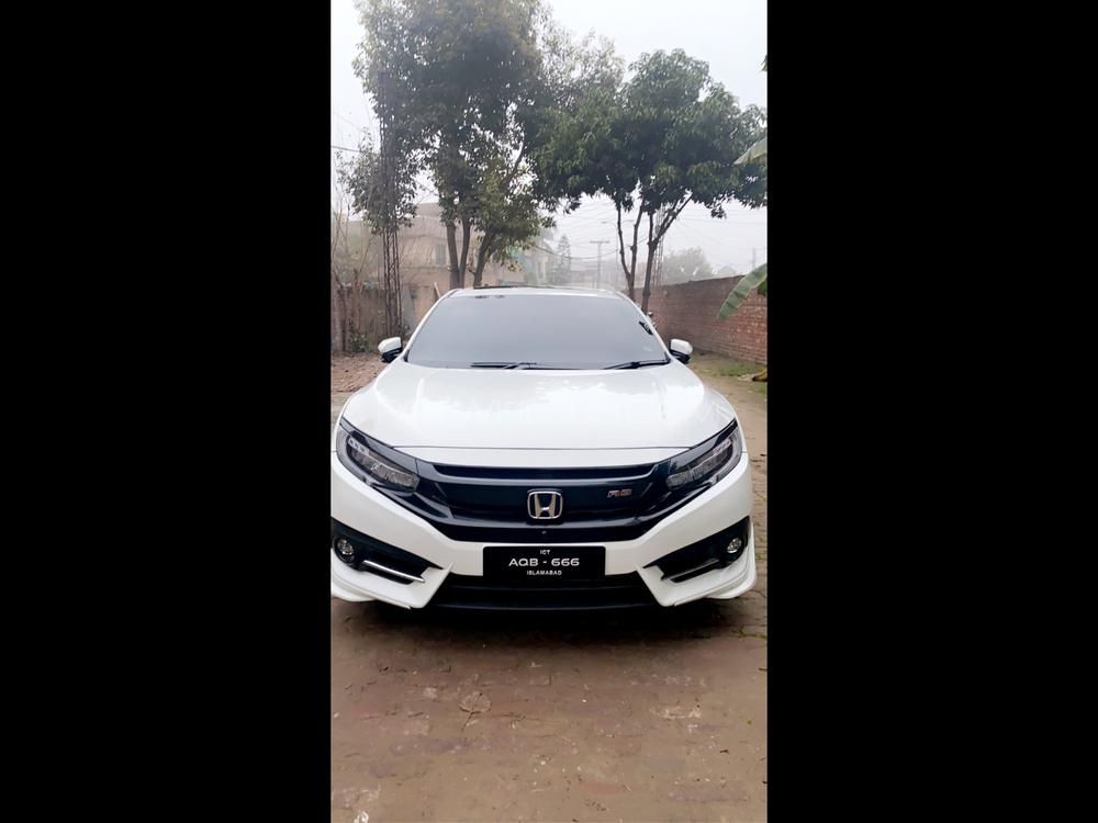 Honda Civic 1.5 RS Turbo 2020 Image-1