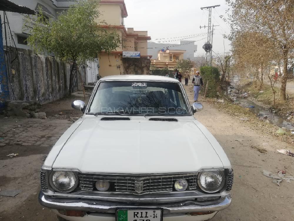 Toyota Corolla DX 1974 Image-1