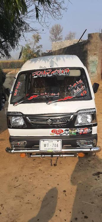 Suzuki Bolan VX Euro II 2012 Image-1