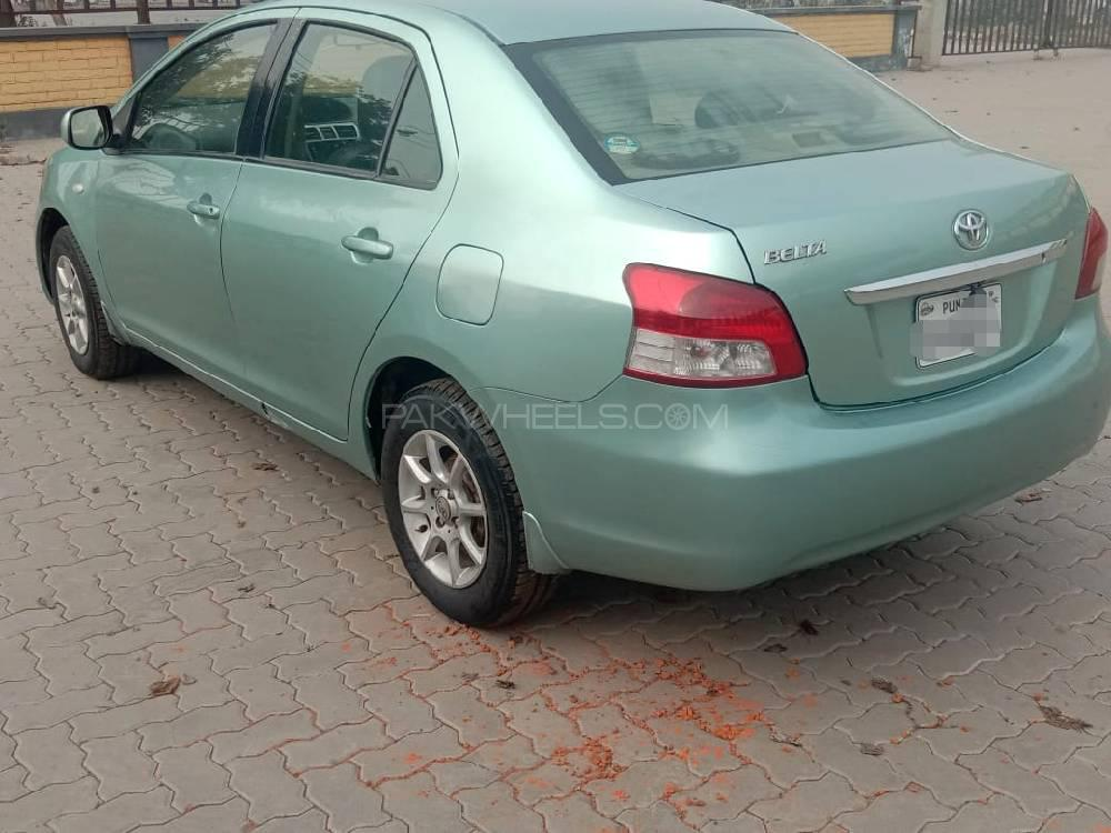 Toyota Belta X Business B Package 1.0 2005 Image-1