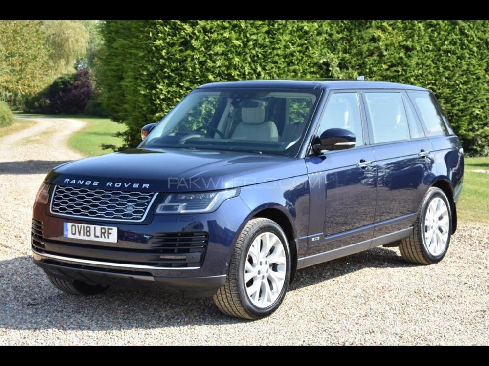 Range Rover Autobiography 2018 Image-1
