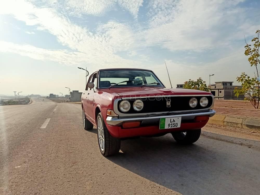 Toyota Corona Mark 1 1970 Image-1