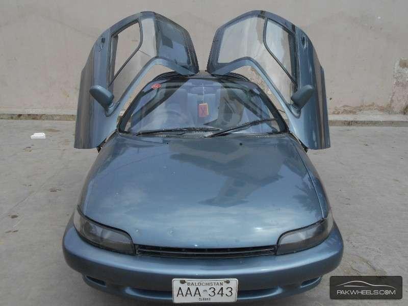 Toyota Sera 1991 Image-2