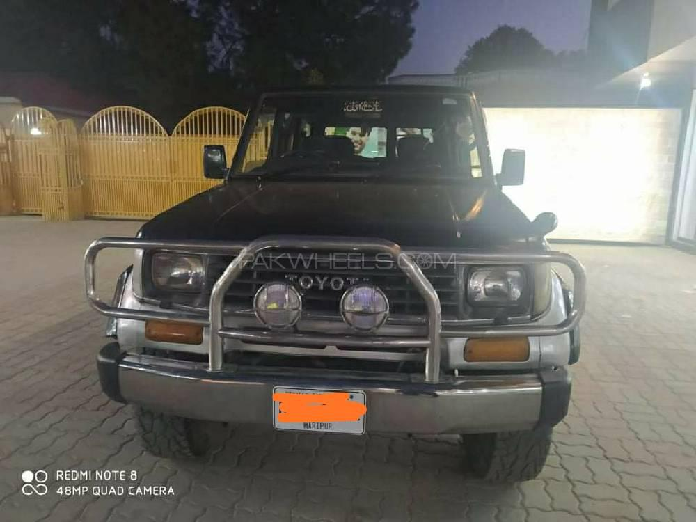 Toyota Prado 1993 Image-1