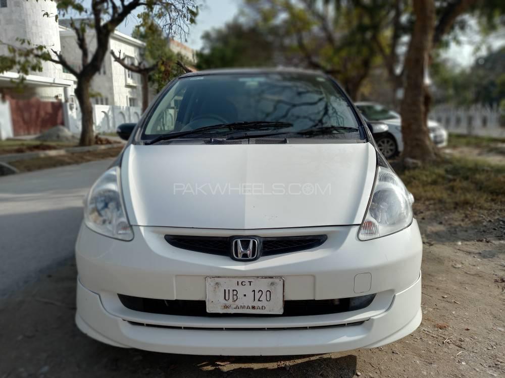 Honda Fit 2006 Image-1