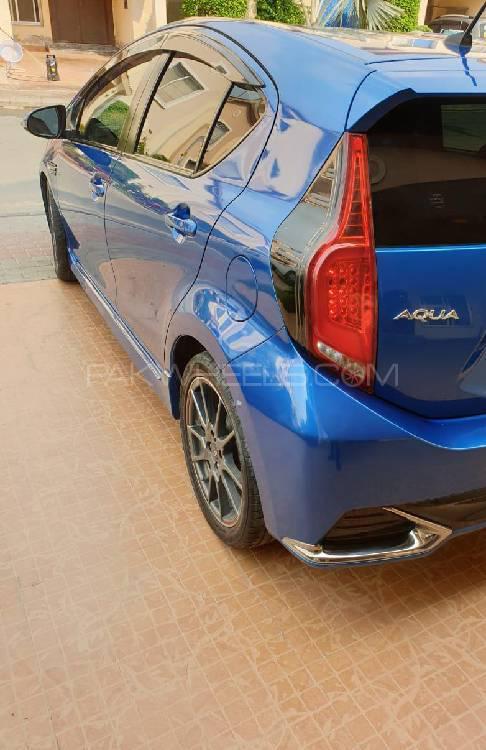 Toyota Aqua G Sports 2014 Image-1