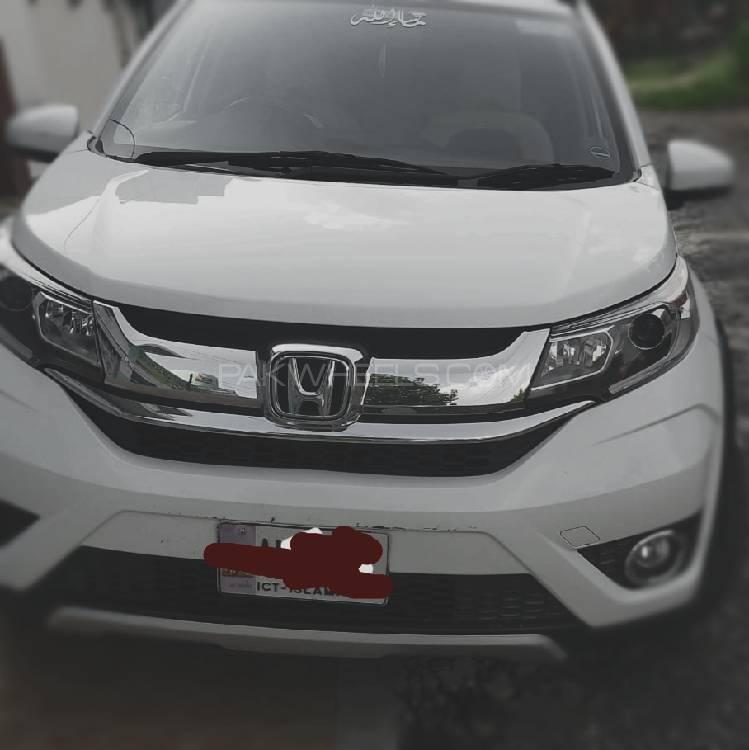 Honda BR-V i-VTEC S 2017 Image-1