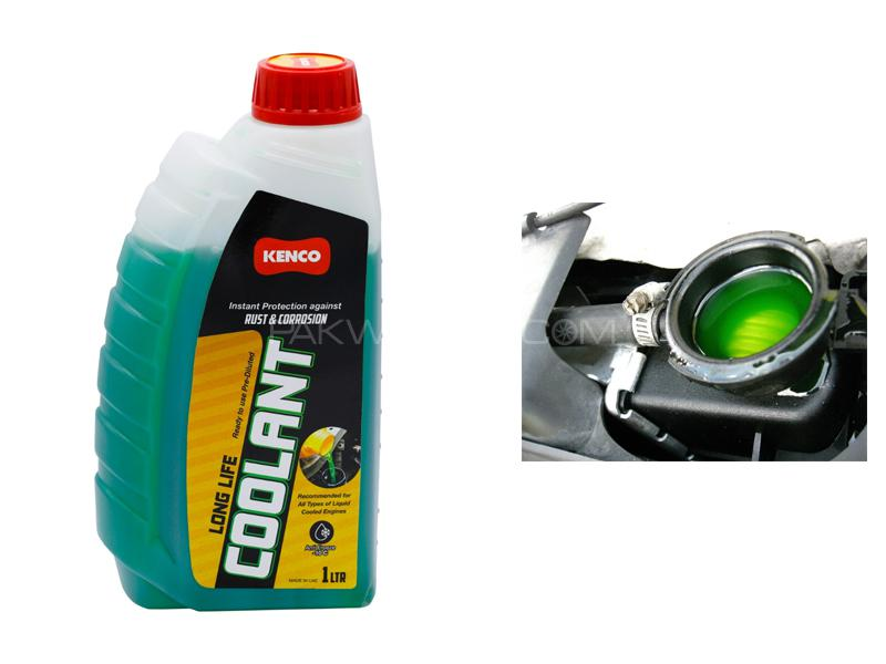 Kenco Anti Rust Long Life Pre Mixed Radiator Coolant 1L in Lahore