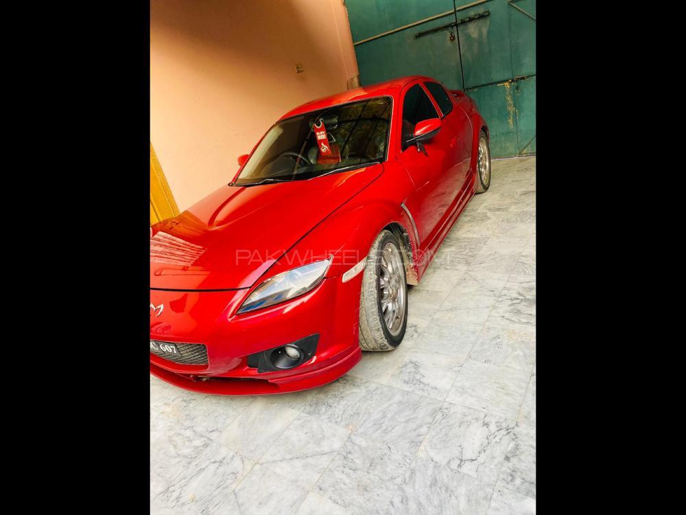 Mazda RX8 Type S 2005 Image-1