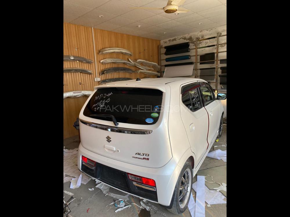 Suzuki Alto TURBO RS 2015 Image-1
