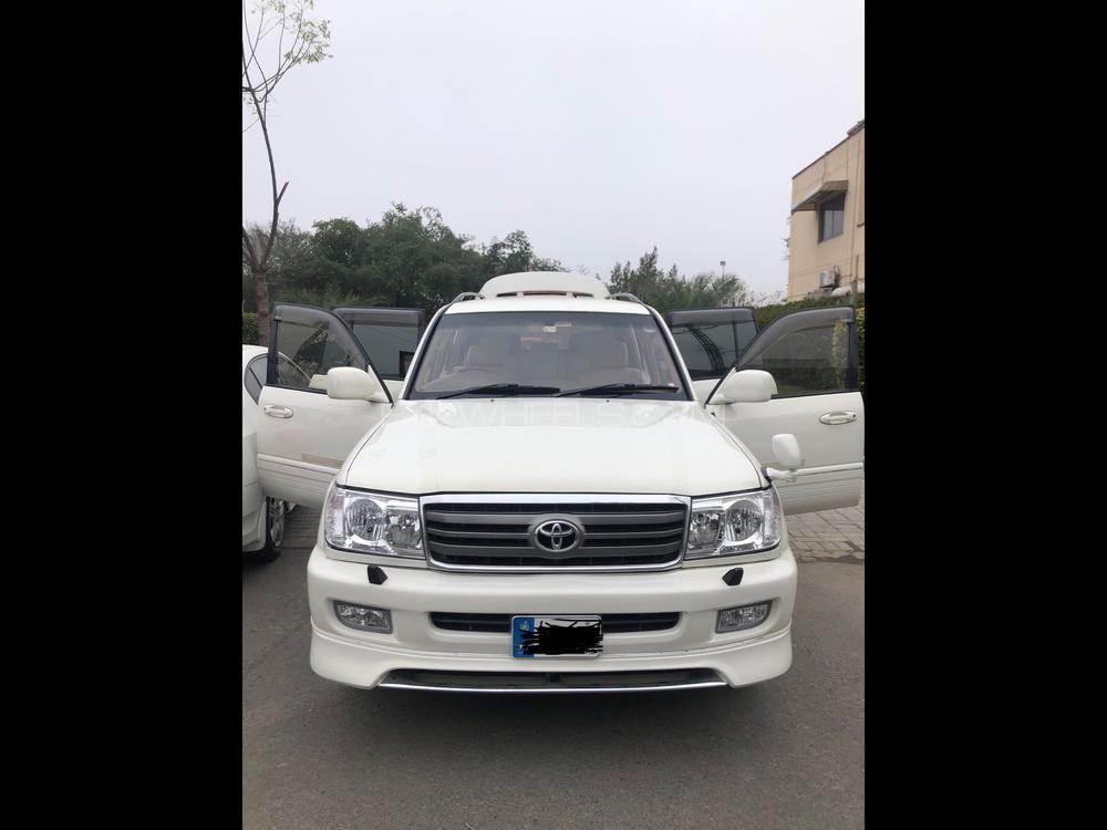 Toyota Land Cruiser VX Limited 4.7 2000 Image-1