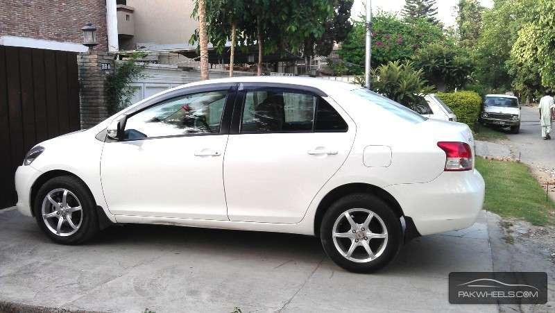 Toyota Belta X 1 0 2009 For Sale In Islamabad Pakwheels