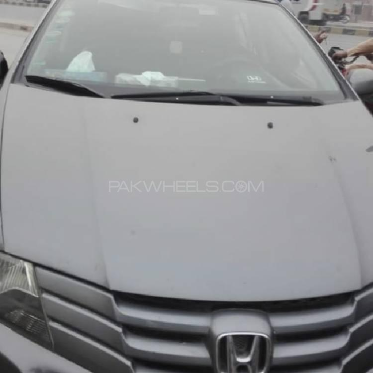 Honda City 1.3 i-VTEC Prosmatec 2010 Image-1