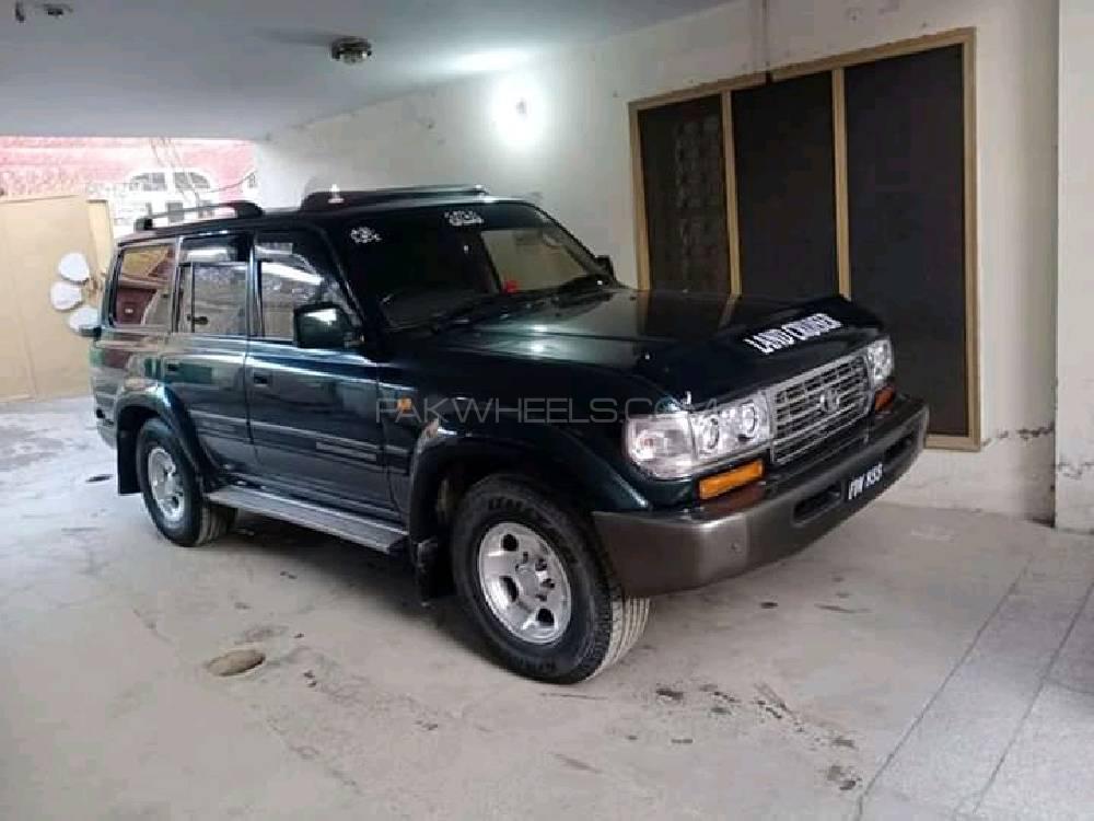 Toyota Land Cruiser 1996 Image-1