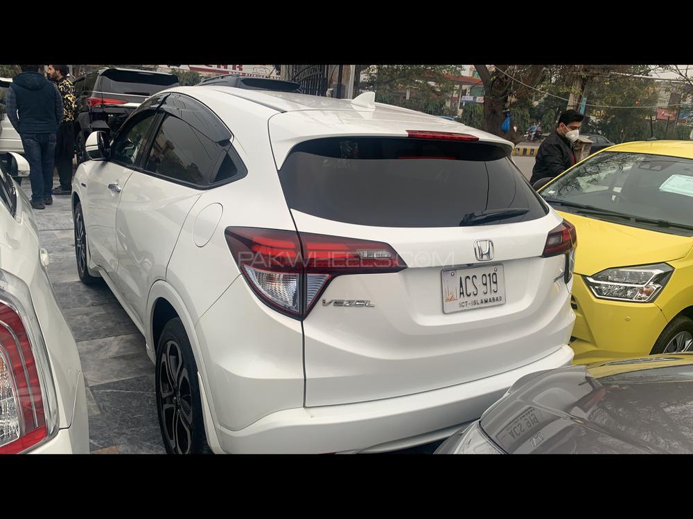 ہونڈا وِزل Hybrid X Style Edition 2014 Image-1