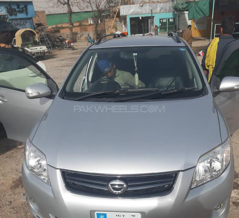 Toyota Corolla Fielder X 2009 Image-1