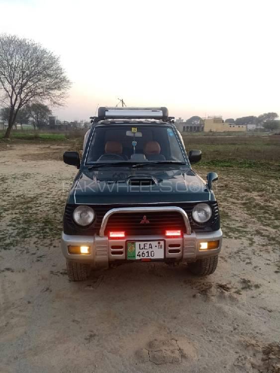 Mitsubishi Pajero Mini Limited 2008 Image-1
