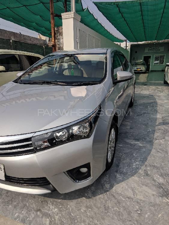 Toyota Corolla GLi Automatic 1.3 VVTi 2016 Image-1