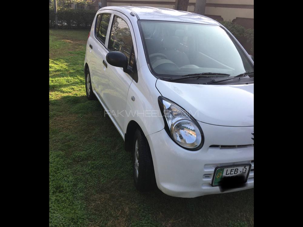 Suzuki Alto 2010 Image-1