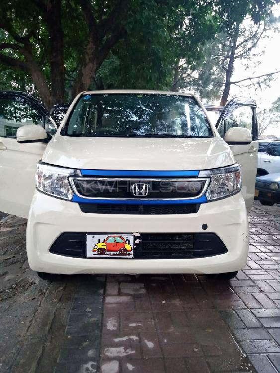 Honda N Wgn G 2014 for sale in Islamabad   PakWheels