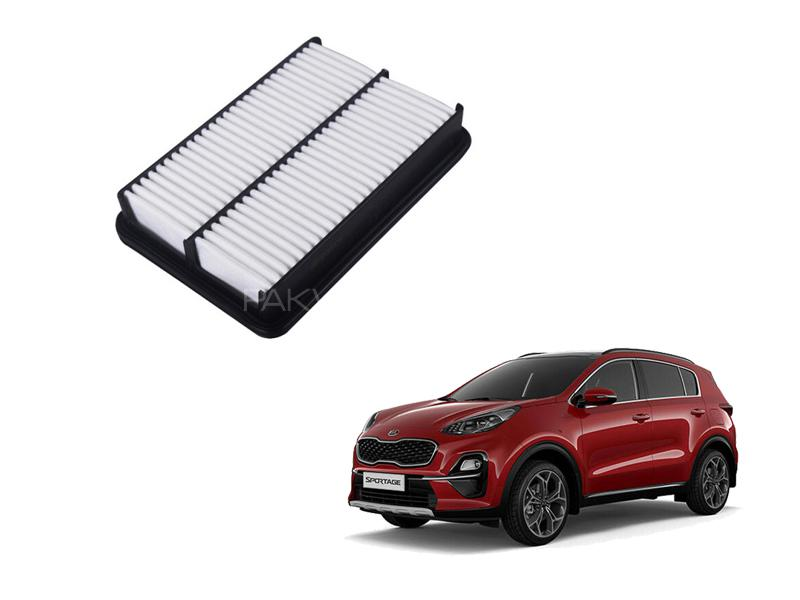 Kia Sportage 2019-2021 Genuine Air Filter in Lahore