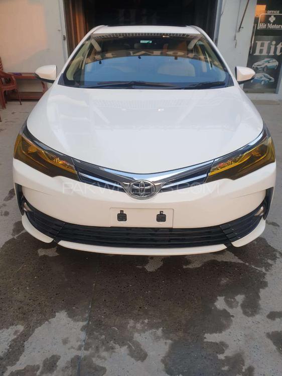 Toyota Corolla Altis Grande CVT-i 1.8 2020 Image-1