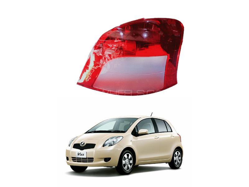 Toyota Vitz 2005-2010 Back Light Glass Lens RH Image-1