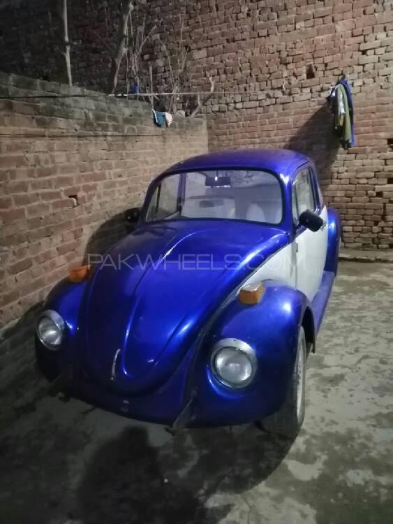 Volkswagen Beetle 1200 1973 Image-1