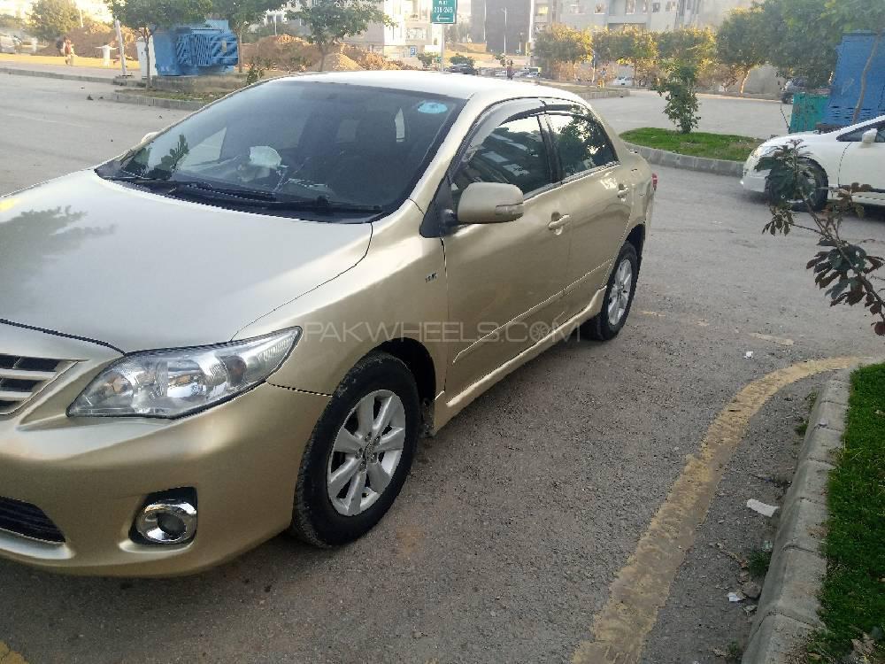 Toyota Corolla Altis Sportivo 1.6 2010 Image-1