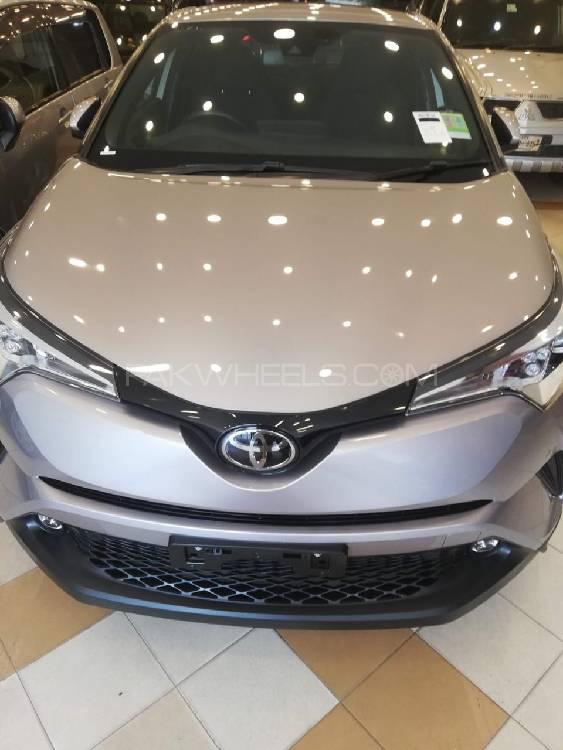 Toyota C-HR 1.2 Turbo 2018 Image-1