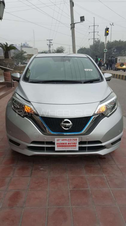 Nissan Note X 2017 Image-1