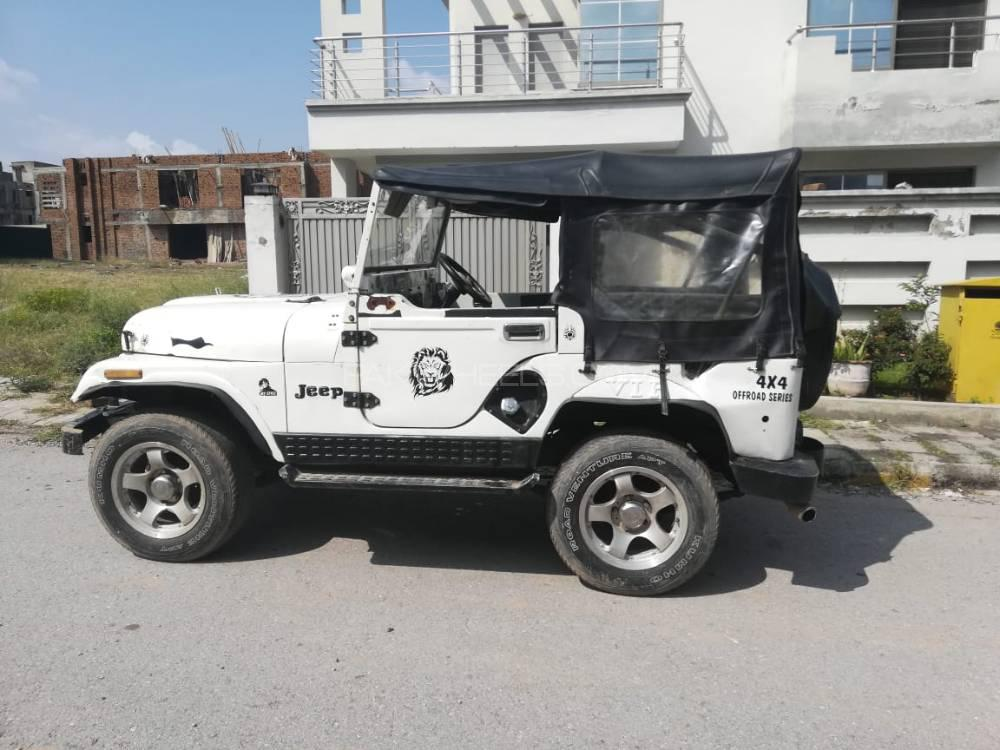 Jeep Other 1979 Image-1