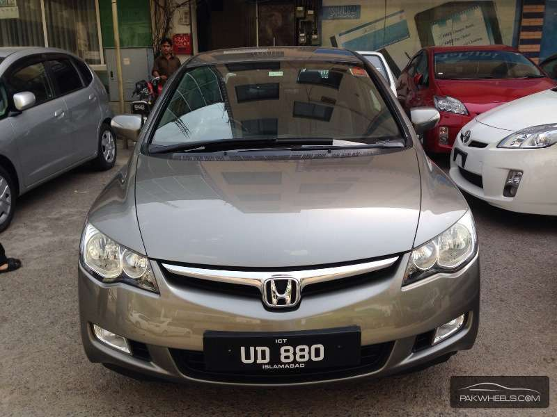 honda civic hybrid mxst 2006 for sale in islamabad pakwheels. Black Bedroom Furniture Sets. Home Design Ideas