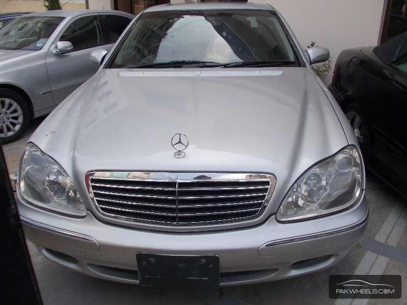 Used Mercedes Benz S Class S 320 2001 Car For Sale In