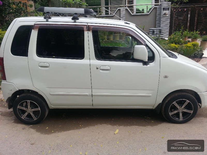 Suzuki Wagon R For Sale In Islamabad