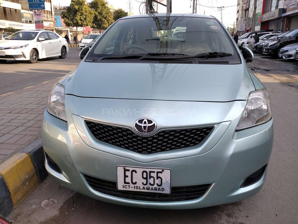 Toyota Belta X 1.0 2011 Image-1