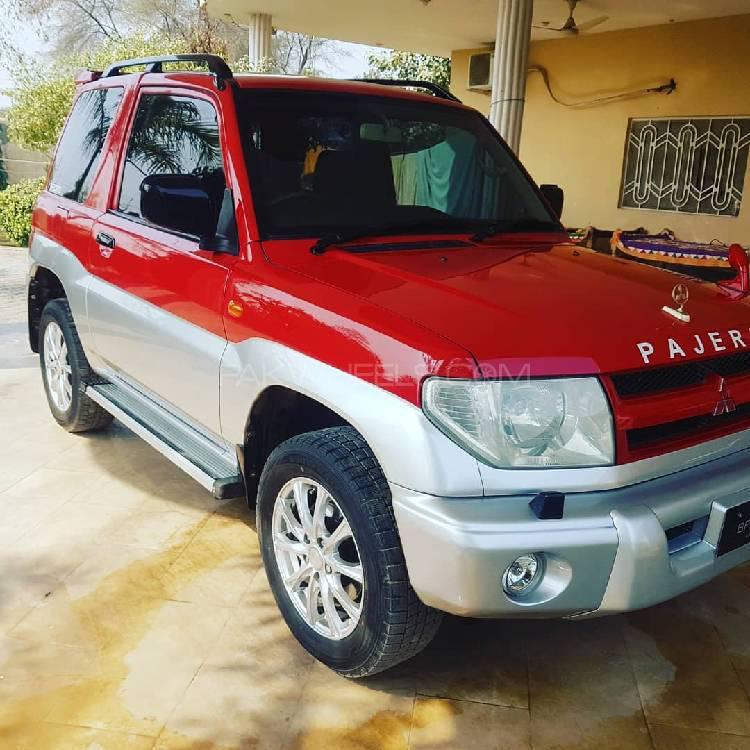Mitsubishi Pajero 1999 Image-1