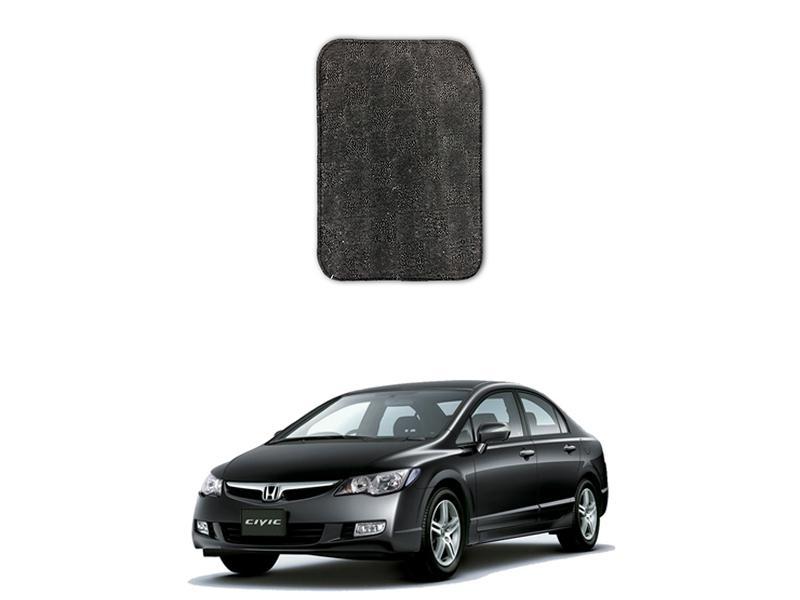 Honda Civic 2006-2012 Marflex Floor Mats Premium Grey in Lahore