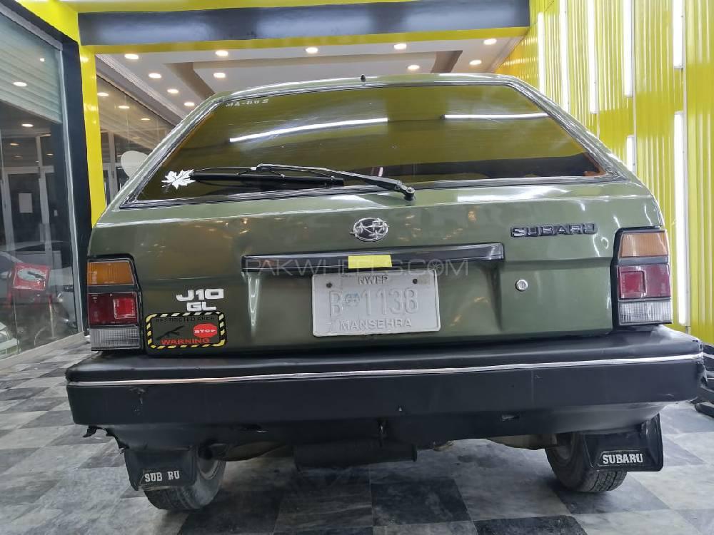 Subaru Pleo L LIMITED 1985 Image-1