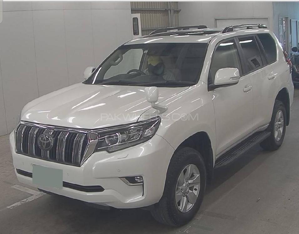 Toyota Prado TX 2.7 2018 Image-1