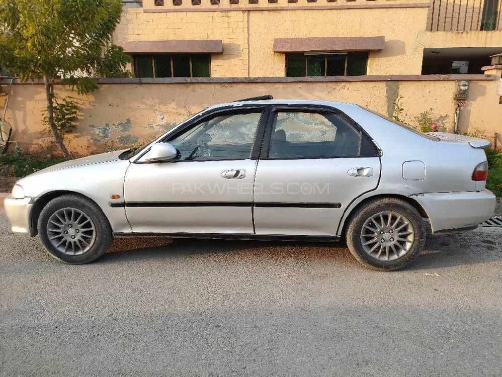 Honda Civic 1993 Image-1