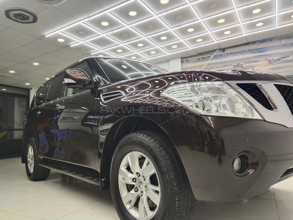 Nissan Patrol 2014 Image-1