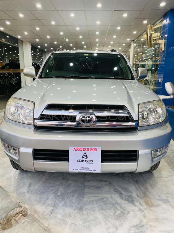 Toyota Surf SSR-X 3.4 2004 Image-1