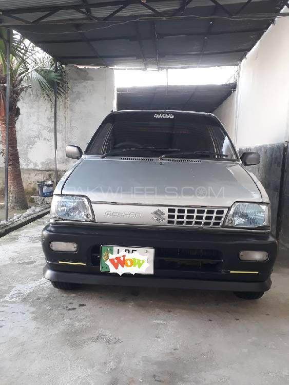 Suzuki Alto VX (CNG) 2002 Image-1
